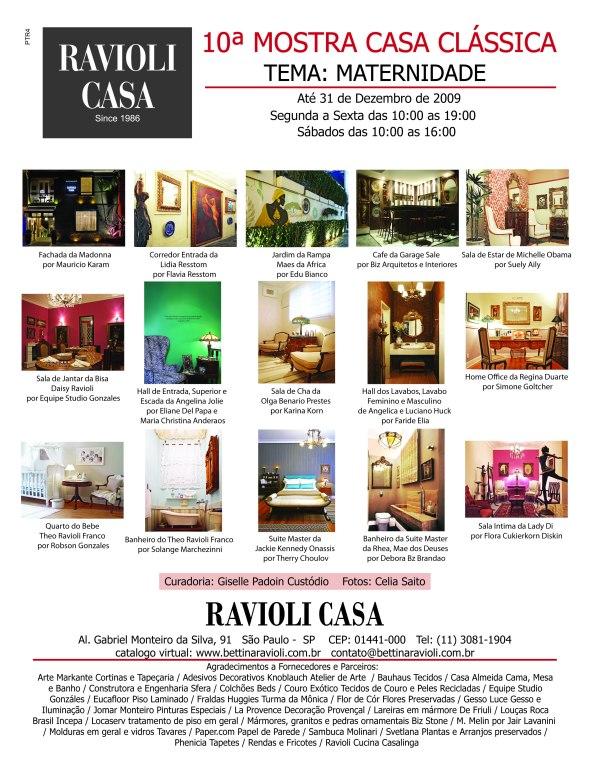 10a Mostra Ravioli Casa Banho Master Deusa Rhea  anuncio casa claudia luxo setembro 2009