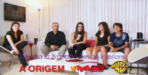 Living VivaSky Concurso A Origem Guarulhos a 2011
