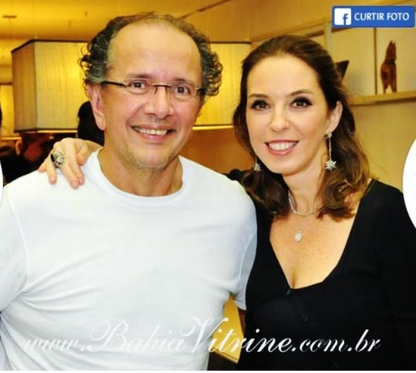 Bahia Vitrine David Bastos e Esther Schattan Ornare Salvador 10 02 2013