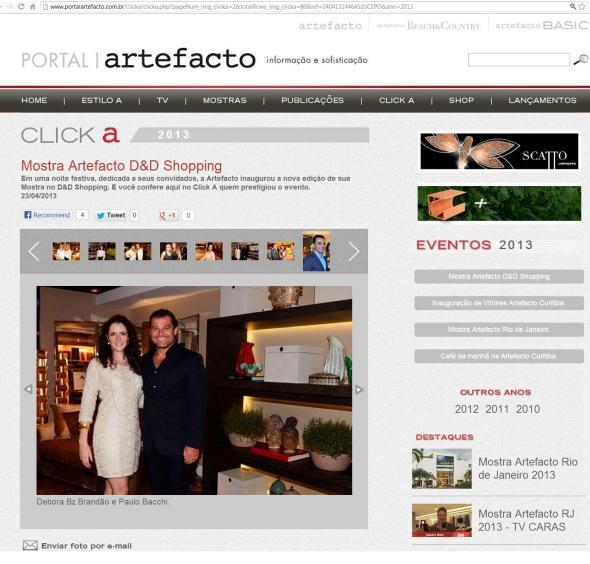 Mostra Artefacto Portal Artefacto 23 04 2013