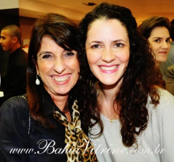 Vera Garcez e Debora Brandao Ornare Salvador 10 02 2013