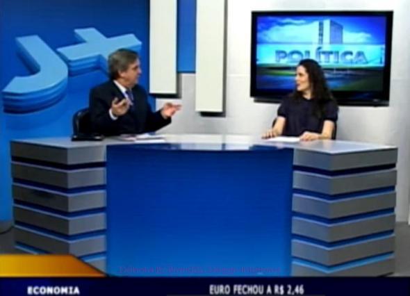 Entrevista Jornal