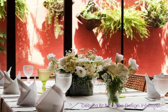 Débora Bz Brandão Design Interiores Mesa
