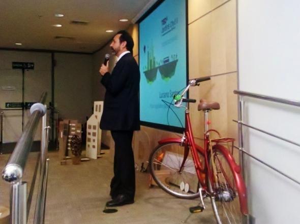 Palestrante no Palco TEDxjardinsCity 2 0