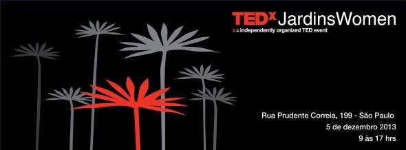 Tedxjardinswomen 2013 cover