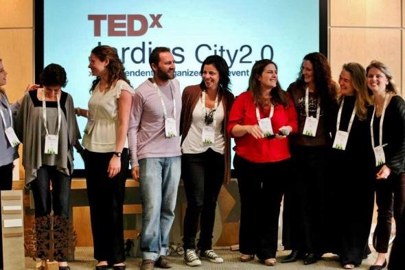 Palco TedxJardinsCity 2 0 Equipe