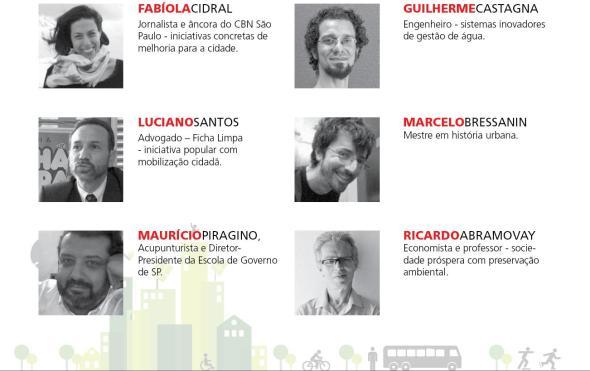 Palestrantes 2 TEDxJardinsCity