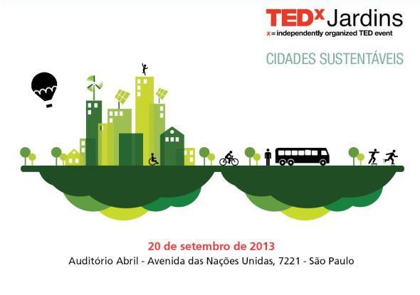 Palestrantes folder TEDxJardinsCity