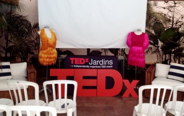 TEDx Jardins Women palco